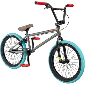 "GT Bicycles Performer 20"", glossy raw/multicolor"
